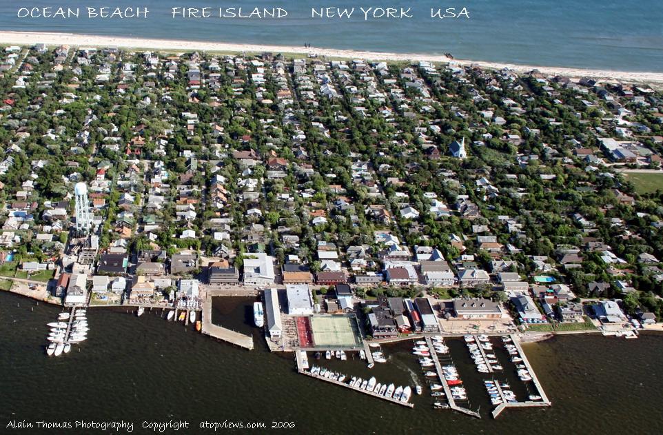 Goto Ocean Beach Fire Island New York